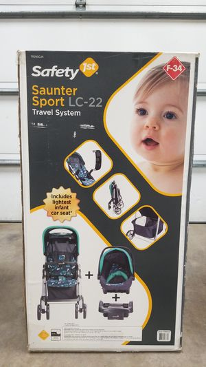 Stroller and car seat combo. for Sale in Aurora, IL
