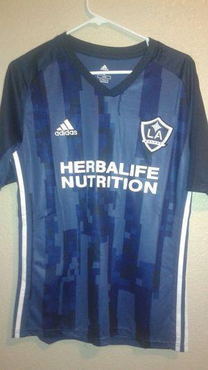 LA galaxy soccer jersey size SMALL for Sale in Los Angeles, CA