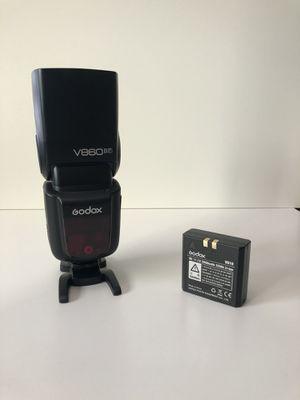Godox V860 ii F for Sale in San Diego, CA