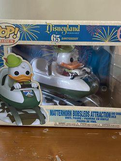 Disneyland 65th Anniversary Donald Duck Matterhorn Funko Pop for Sale in Alhambra,  CA