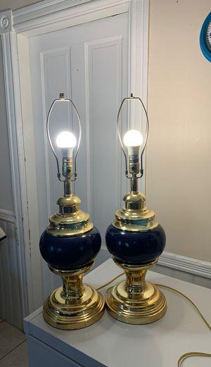 2 lamp for Sale in Lincoln, RI