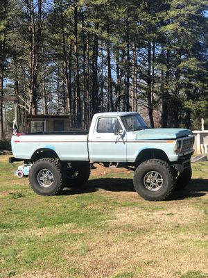 Ford 4x4 460bbf lifted for Sale in Gaffney, SC