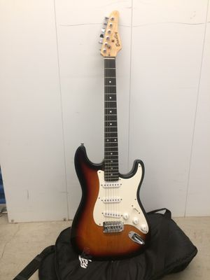 Stratocaster, Bradley Electric Guitar for Sale in Silver Spring, MD