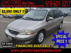 Ford Windstar Limited 2003 for Sale in San Diego, CA
