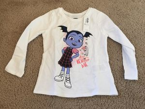 Girls vampirina shirt size 2t for Sale in Las Vegas, NV