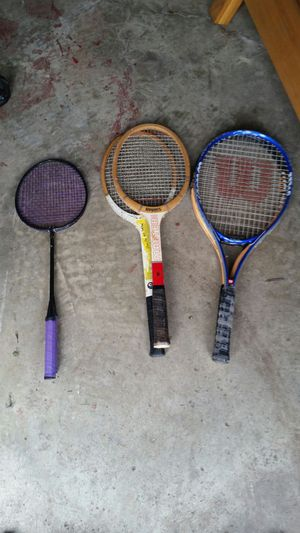 Tennis rackets for Sale in Strongsville, OH