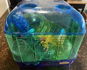 Hamster's cage+ extra accessories for Sale in Los Altos Hills, CA