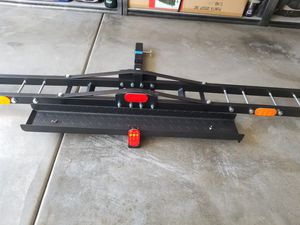 Motorcycle, Scooter, Dirt Bike, Moped Carrier Hauler Hitch Mount for Sale in Inglewood, CA