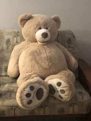 "60 "" Tan Teddy Bear, Excellent Condition for Sale in Winter Springs, FL"