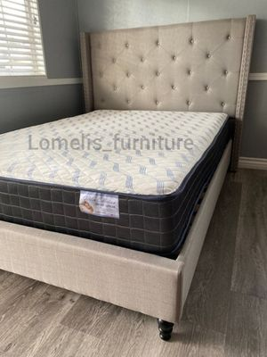 Full beds with mattresses included for Sale in CRYSTAL CITY, CA