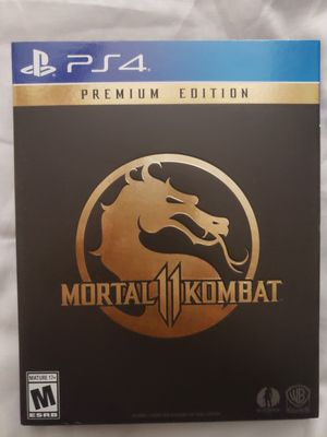 Mortal Kombat 11 for Sale in Fontana, CA