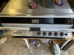 Turbo 5 burner grill never used $550 for Sale in Fort McDowell, AZ