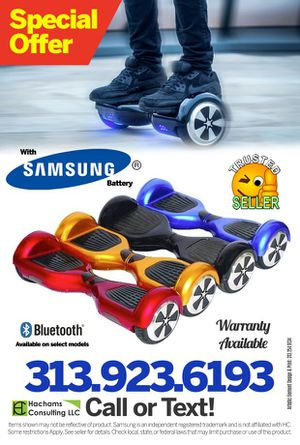 Hovertown hoverboards for Sale in Dearborn, MI