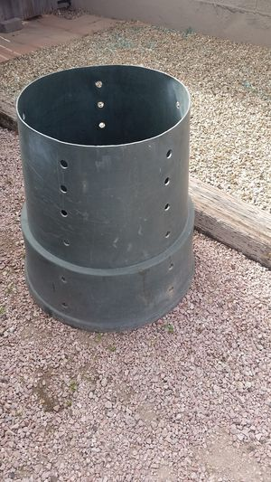 Backyard composting barrel for Sale in Scottsdale, AZ