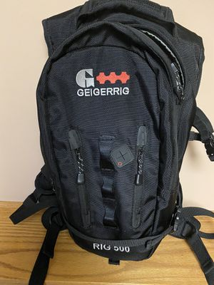 Geigerrig RIG 500 Hydration Pack for Sale in Justice, IL