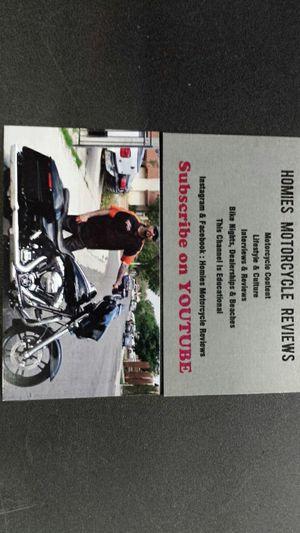 Harley Davidson for Sale in Palmdale, CA