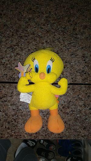 Tweety Bird stuffed animal for Sale in Manheim, PA