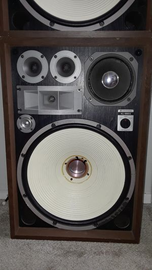 Kenwood 5way-6 speaker system for Sale in Manteca, CA