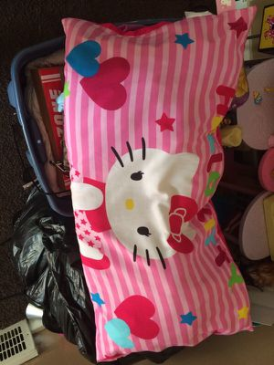 Hello kitty body pillow for Sale in Aliquippa, PA