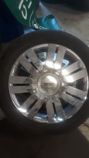 Lincoln wheels for Sale in Cleveland, OH