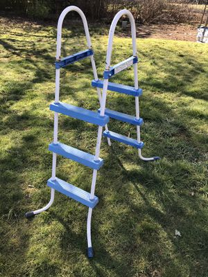 Pool ladder great condition for Sale in West Linn, OR