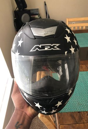 Stars and Stripes Motorcycle Helmet (L) for Sale in St. Petersburg, FL