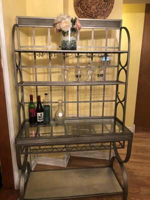 Bakers wine🍷 rack for Sale in Westchester, IL