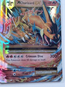 Charizard EX Pokemon Card for Sale in Fresno,  CA