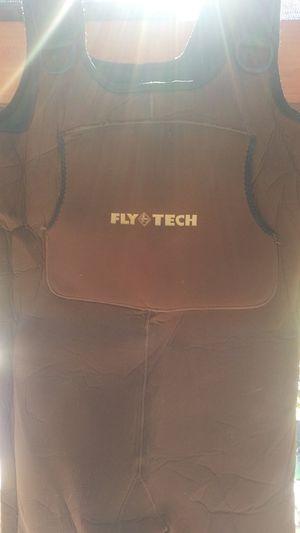 Fly Tech fishing waders for Sale in Phoenix, AZ