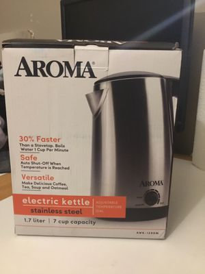Aroma Electric Kettle for Sale in Middleburg, FL