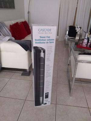 Tower Fan for Sale in Miami, FL
