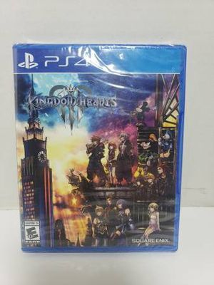 PS4 Kingdom Hearts III 3 (Sony PlayStation 4, PS4 2019) NEW! Selling for only $20 for Sale in Long Beach, CA