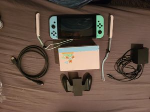 Nintendo Switch! Animal Crossing edition! Travel Case for Sale in Grand Terrace, CA