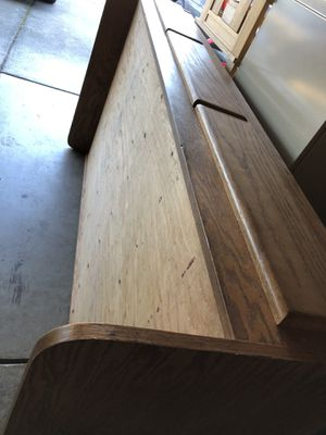 Solid wood Twin bed frame for Sale in San Jose, CA