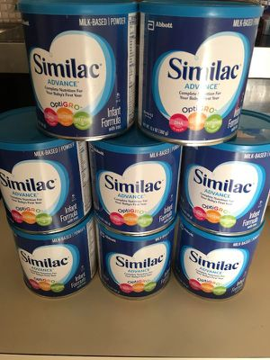similac advance 14 cans for Sale in La Vergne, TN