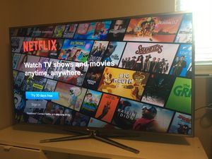 Sumsung 60 inch 3d tv for Sale in Simi Valley, CA