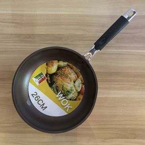 Anna Rossi Italy 26cm Wok Pan for Sale in Ontario, CA