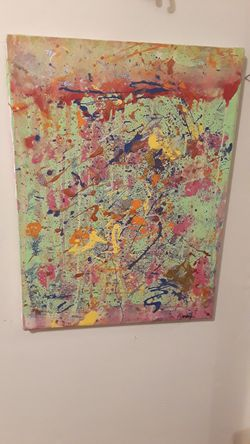 """Gorgeous Authentic artwork. 16""""×12"""". for Sale in New York,  NY"""