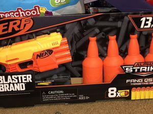 Nerf gun blaster brand for Sale in Salem, OR