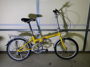 6 speed—Peerless Folding Bicycle OS for Sale in Washington, DC