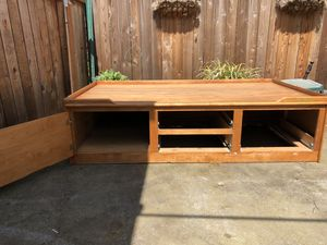 Twin bed frame with storage for Sale in Portland, OR