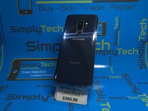 Samsung Galaxy S9+ Unlocked for Sale in Vancouver, WA