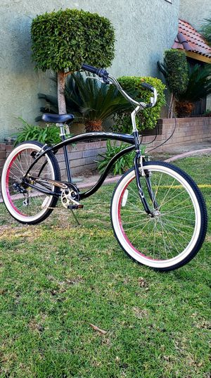 """Firmstrong """"bruiser"""" 7 speed beach cruiser 26"""" EXCELLENT CONDITIONS!!! for Sale in Whittier, CA"""