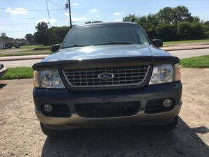 2004 Ford Explorer eddy bower for Sale in Terrell, TX