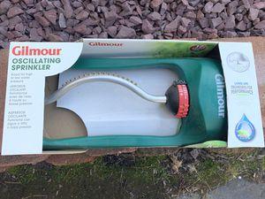 Gilmour oscillating sprinkler for Sale in East Haven, CT