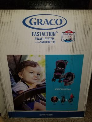 Graco stroller w/car seat ,New!!! for Sale in San Diego, CA