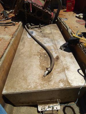 Aluminum 28 gallon fuel tank for Sale in Llano, CA