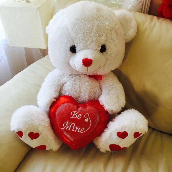 giant plushy teddy bear