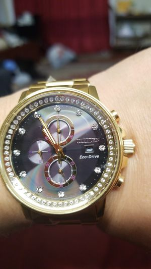 STUNNING CITIZEN ECHO DRIVE WATCH for Sale in Springfield, VA