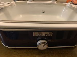 Crock pots/ slow cookers for Sale in Kirkland, WA